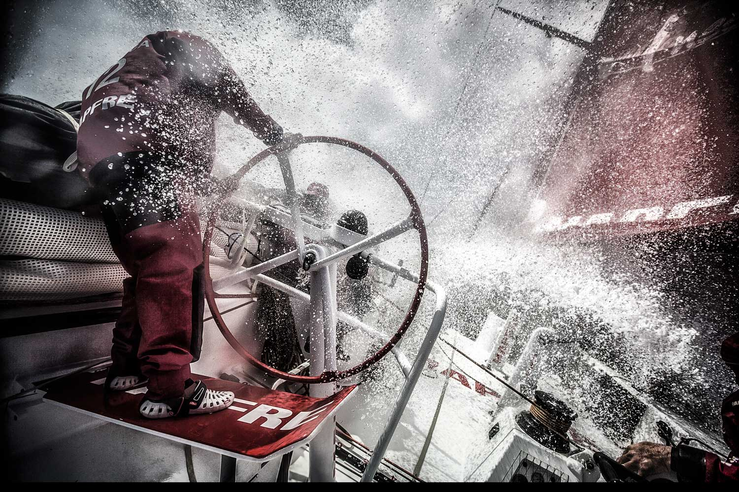 Volvo Ocean Race / the Indian Ocean