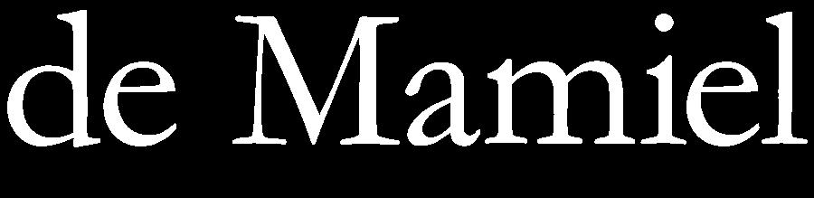 de mamiel logo